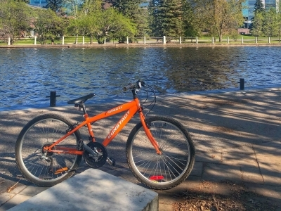 Photo for the news post: New! Buy a Bike through the Employee Loan Scheme
