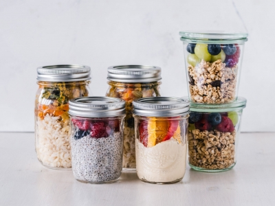 Photo for the news post: Weekly Sustainability Tip: Zero Waste Snack Ideas