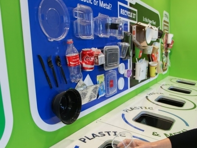 Photo for the news post: New Waste and Recycling collection supports sustainability goals