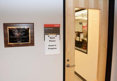 Exam Room Entrance