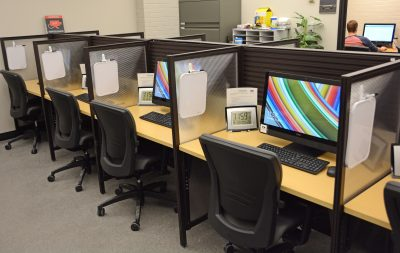 Exam Room PC Stations