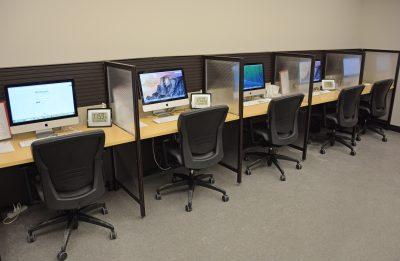 Exam Room iMac Stations