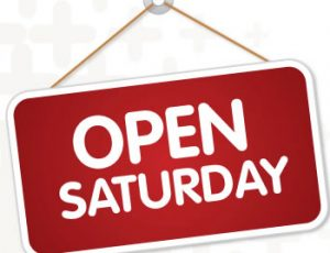 View Quicklink: Open every last Saturday of each month