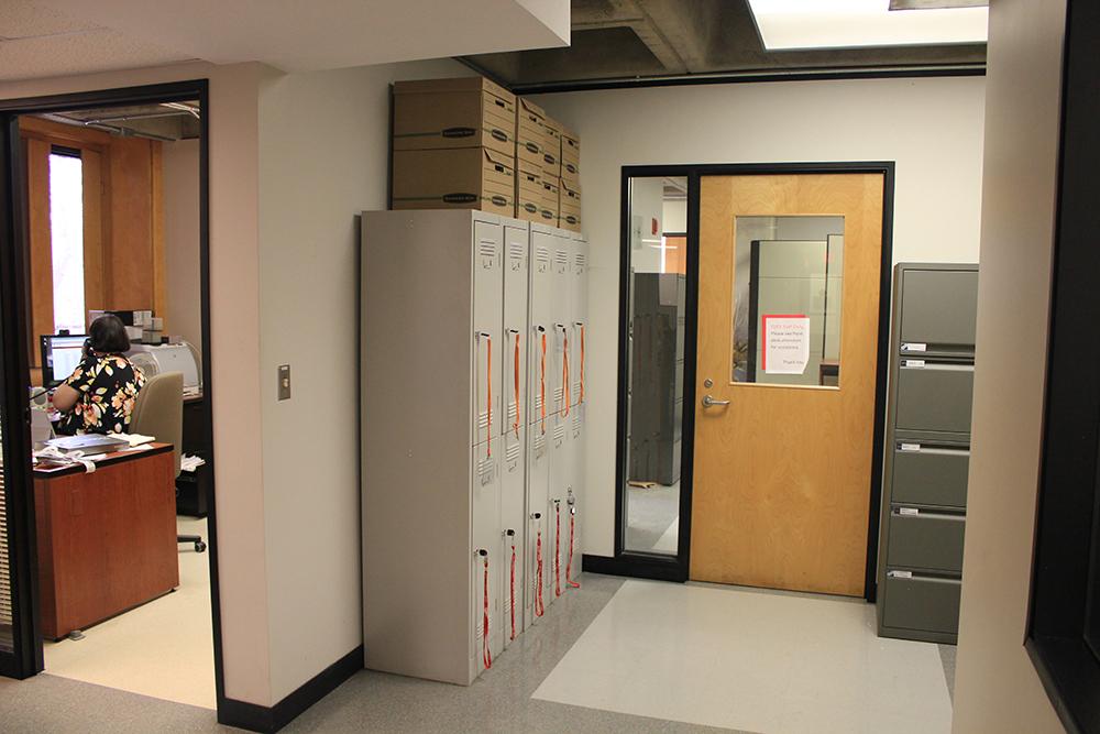 Room Booking Carleton University