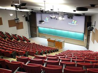 Photo of Southam Hall Theatre B