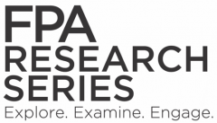 Faculty of Public Affairs Research Series. Explore. Examine. Engage.