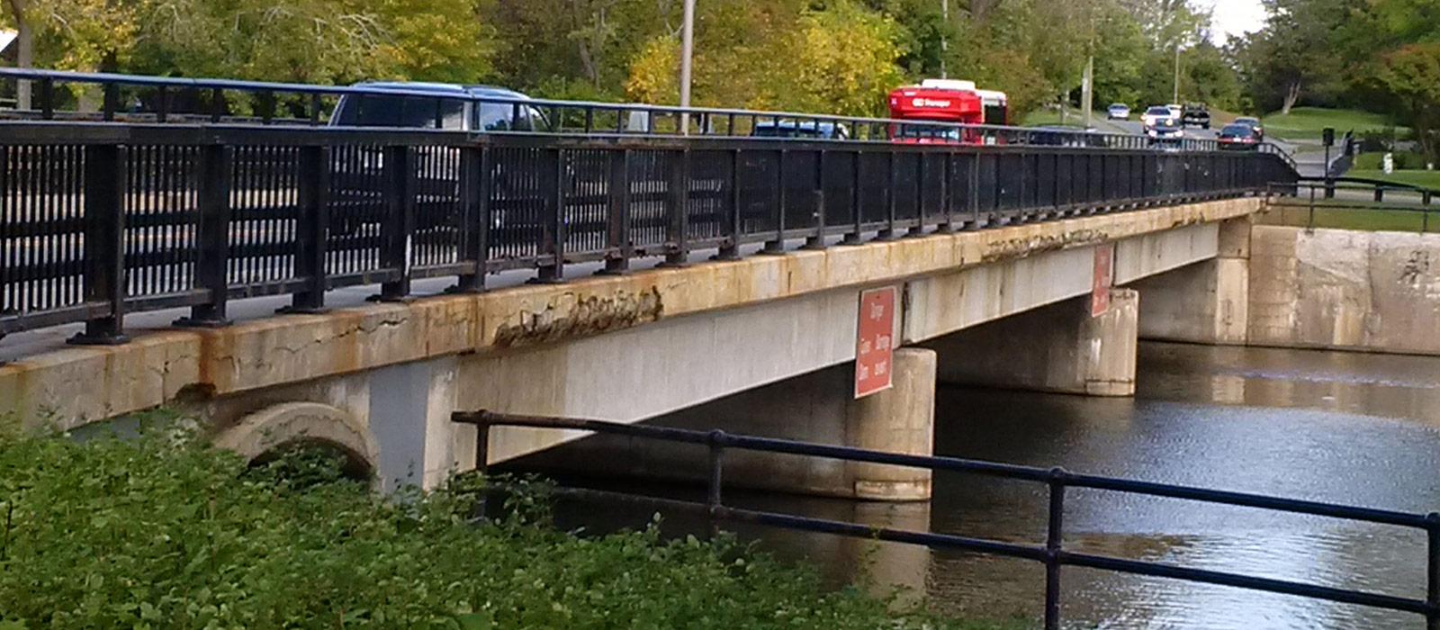 Banner image for Hog's Back Fixed Bridge and Dam Rehabilitation