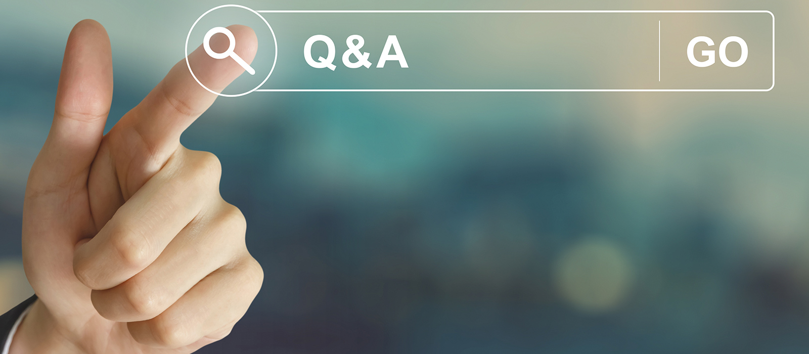 Banner image for Questions and Answers