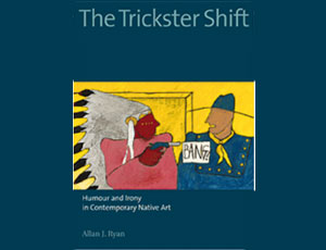 View Quicklink: The Trickster Shift Book