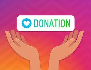 View Quicklink: Make a Donation