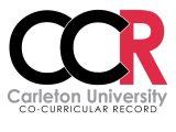 Carleton Co-Curriclar Record Logo