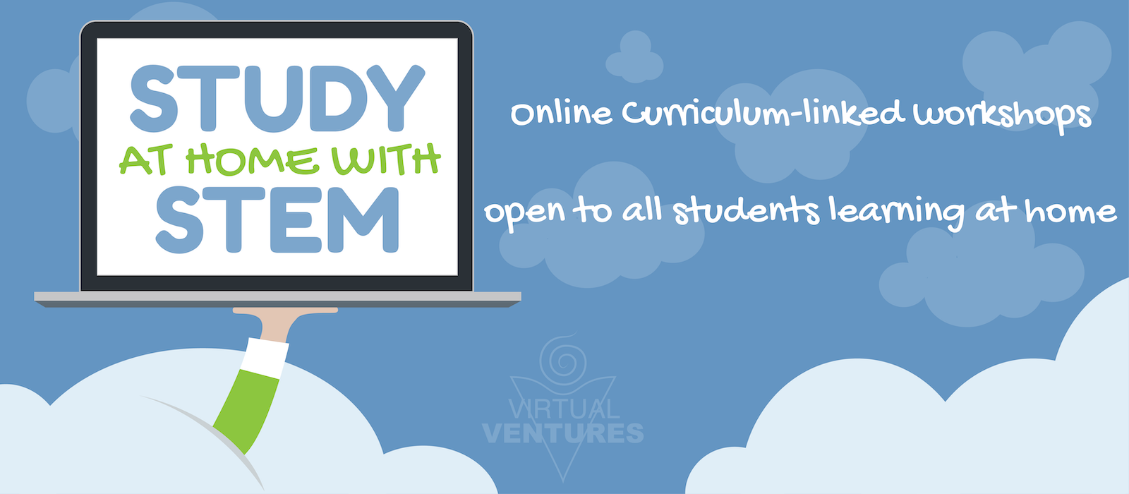Banner image for Study at Home with STEM